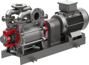 Liquid-Ring-Vacuum-Pump-Base-Plate-Version04
